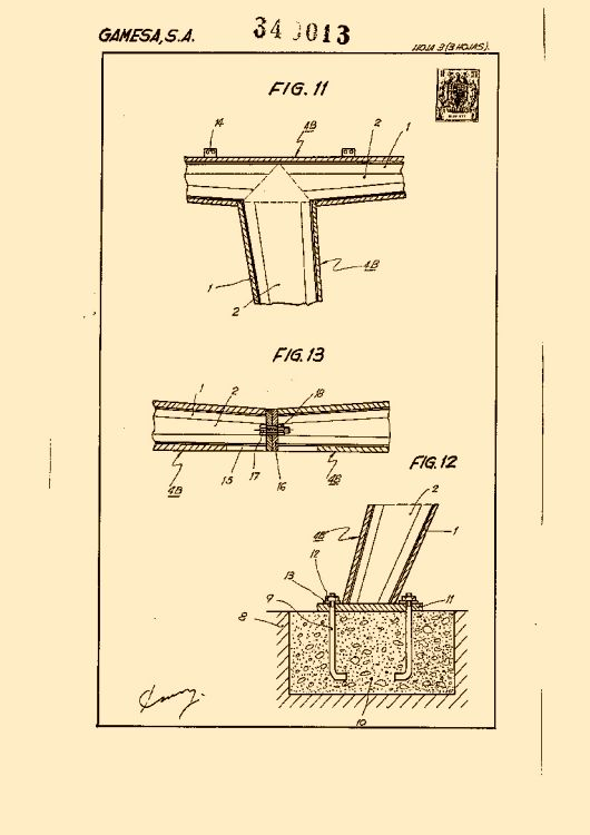 Perfeccionamientos en los sistemas para la construccion de for Cobertizos prefabricados metalicos