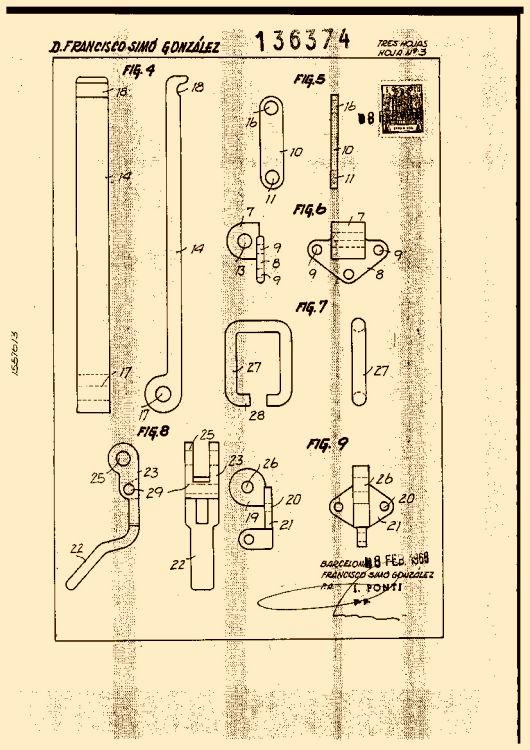 Recipiente hermetico 1 1 de diciembre de 1968 for Recipiente hermetico
