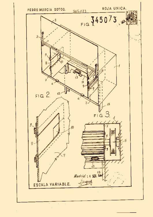 Sistema de cajon o capialzado para persianas enrollables 16 de octubre de 1968 - Sistema persianas enrollables ...