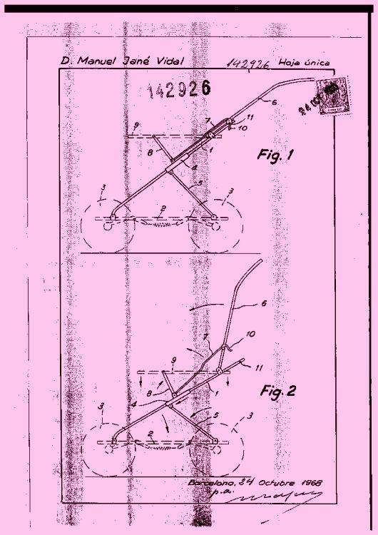 JANE VIDAL,MANUEL. 204 patentes, modelos y/o diseños.