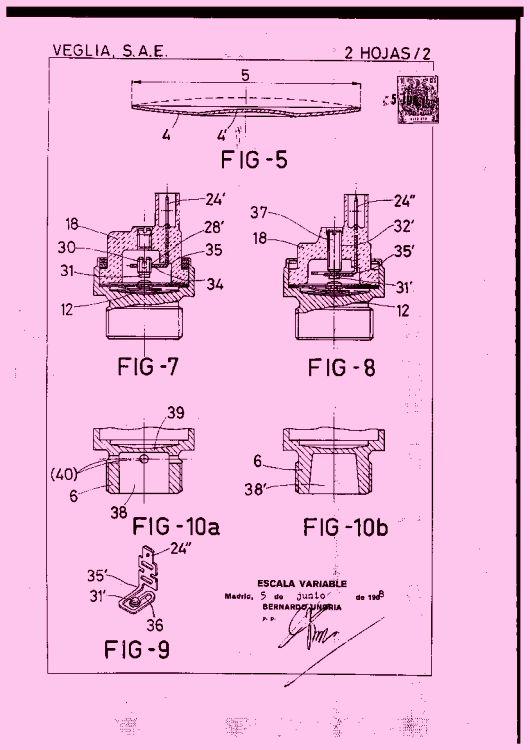 Interruptor Termometrico Perfeccionado Con Lamina Bimetalica Lâmina bimetálica, como funciona, função, metal, coeficiente de dilatação, térmica, aplicações, dispositivos eletrônicos lâmina bimetálica. interruptor termometrico perfeccionado