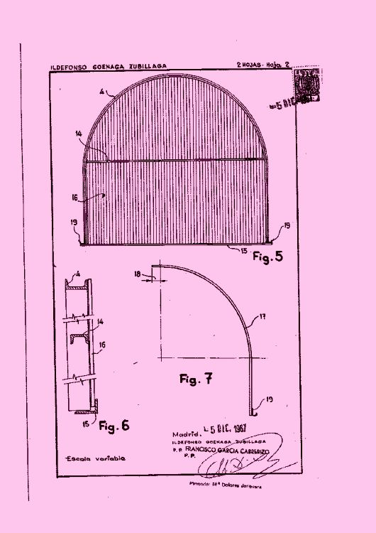 435 inventos patentes y modelos industriales publicados for Casetas metalicas prefabricadas