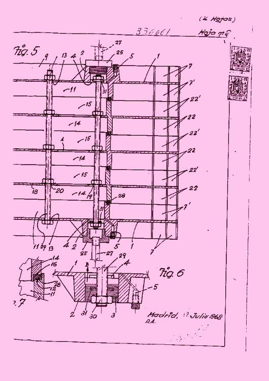 Perfeccionamientos en la fabricacion de radiadores for Fabricacion radiadores