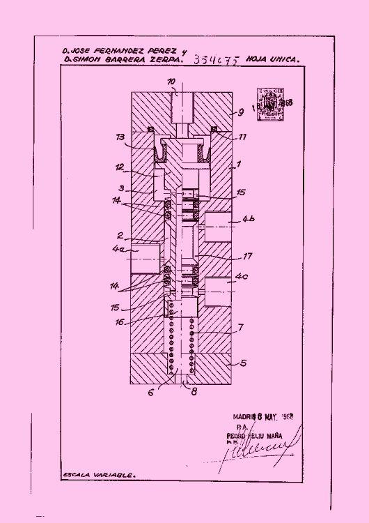 754 inventos patentes y modelos industriales publicados for Accionamiento neumatico