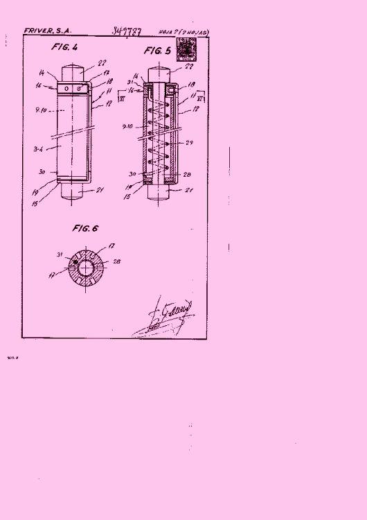 Perfeccionamientos en los mecanismos para cierre - Cierres automaticos para puertas ...