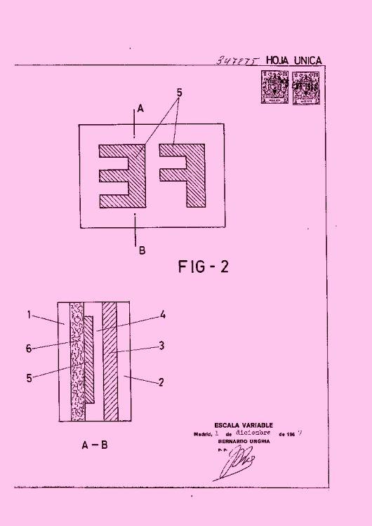 Pomar espinosa manuel 16 patentes modelos y o dise os for Laminas adhesivas pared