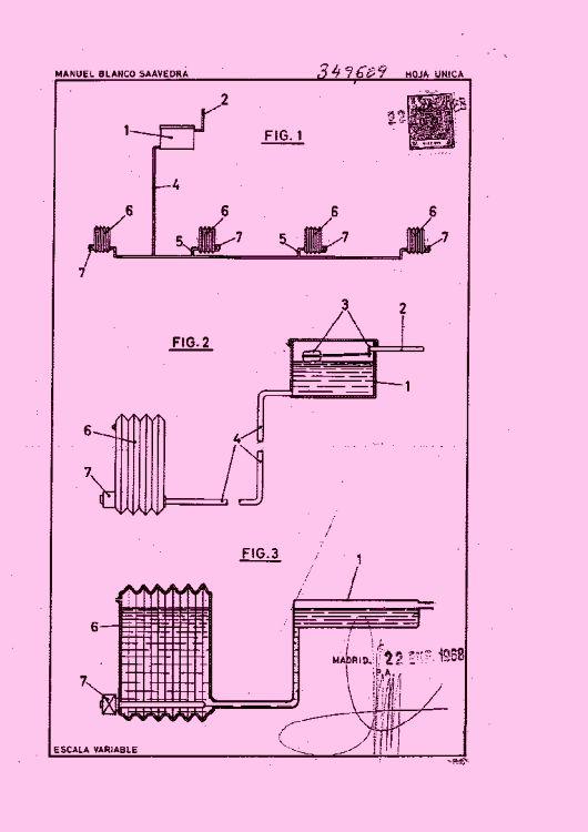 Sistema de alimentacion centralizada y permanente para - Sistema de calefaccion central ...