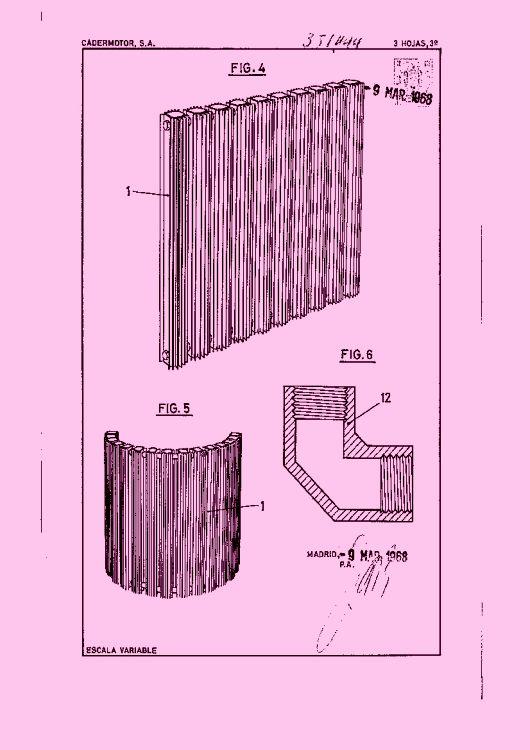 Sistema de radiadores de calefaccion por elementos - Elementos de radiadores ...