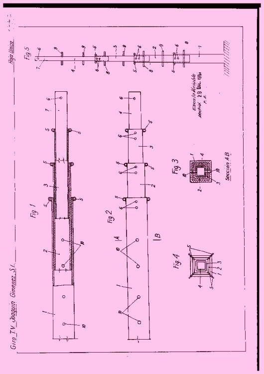 Torre soporte para antenas de television - Antenas de television ...