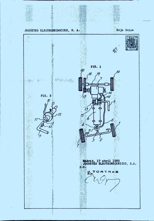 AUTOMOVIL ELECTRICO DE JUGUETE.