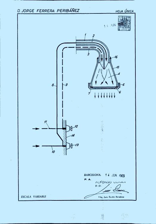Cabezal mezclador de agua para duchas for Mezclador agua para ducha