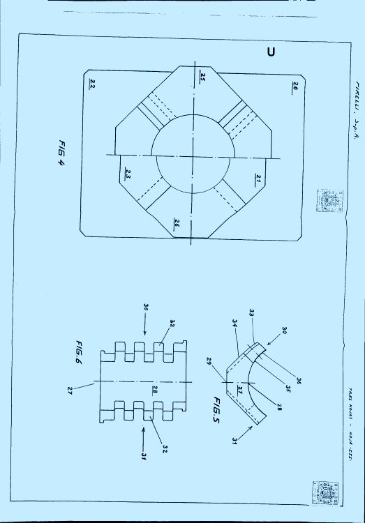DISPOSITIVO PARA COMPRIMIR LAS VAINAS METALICAS SOBRE LAS CABEZAS DE LOS CABLES ELECTRICOS DE ACEITE FLUIDO.