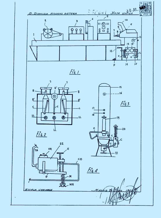 Arranz ortega dionisio 8 patentes modelos y o dise os - Limpiadora a presion ...