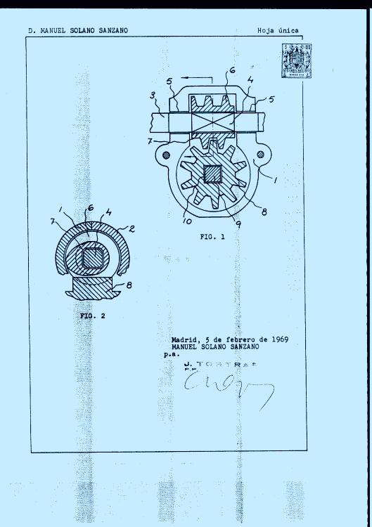 Maquina visifin para toldos 16 de agosto de 1970 for Maquina para toldos