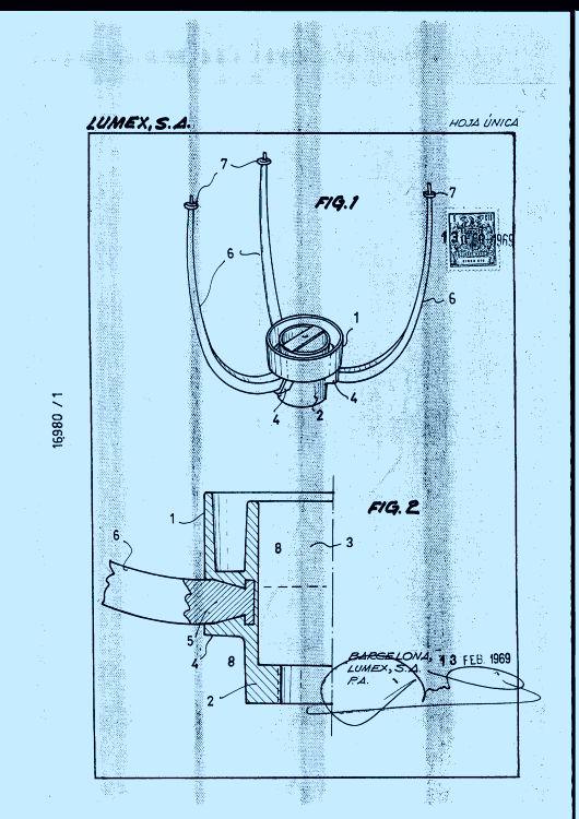 Lumex s a 44 patentes modelos y o dise os - Farolas de pared ...