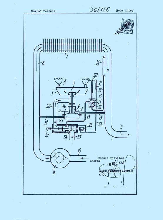 Perfeccionamientos en los aparatos calentadores de agua - Calderas calefaccion gas ...