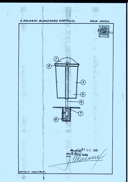 BLANCHARD CASTILLO,EDUARDO. 115 patentes, modelos y/o diseños.