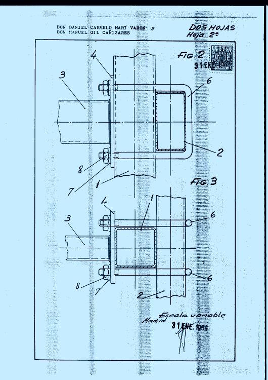Sistema de montaje de estanterias metalicas for Montaje de estanterias metalicas
