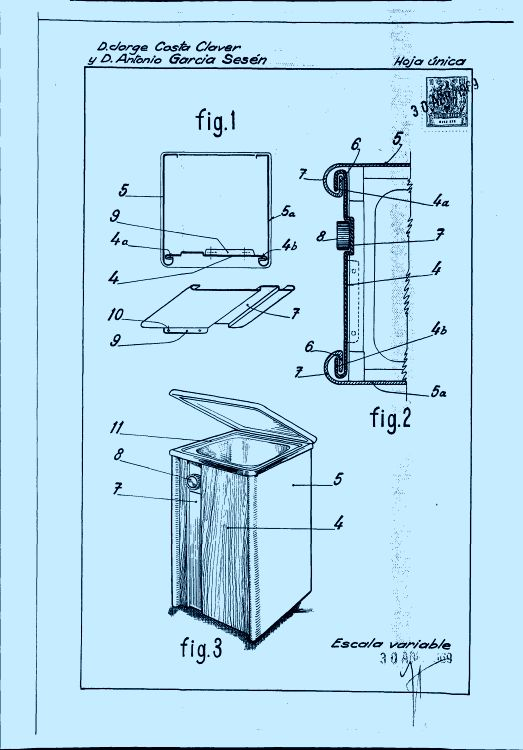 Un mueble para lavadora 1 de abril de 1970 for Mueble para lavadora