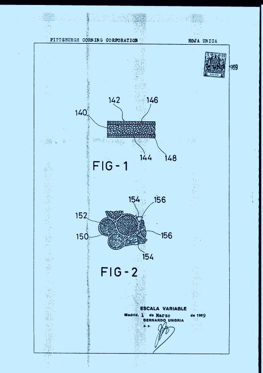 Pittsburgh corning corporation 10 patentes modelos y o - Planchas para tejados ...