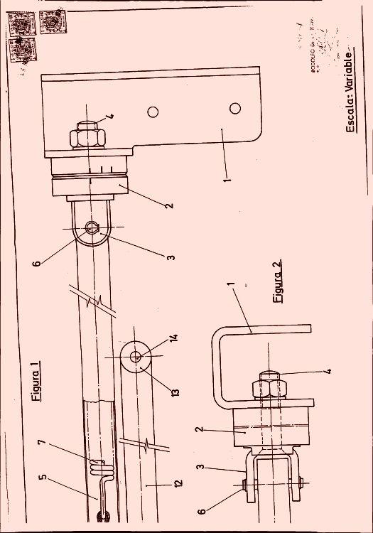 Brazo soporte articulado para toldos - Soportes para toldos ...