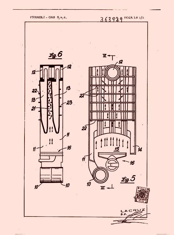 Caldera para instalaciones de calefaccion a termo sifon - Caldera de calefaccion ...