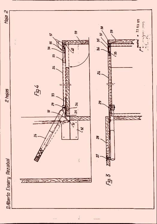 Cama abatible en armario portador - Mecanismo para camas abatibles ...