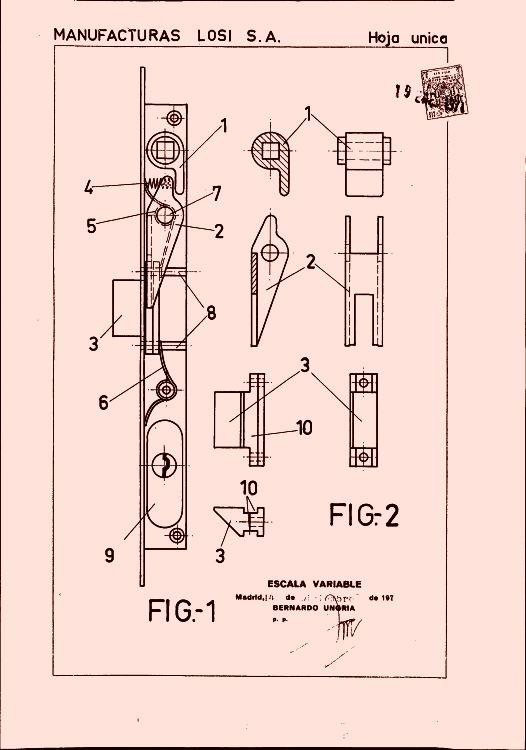 Cerradura para puertas metalicas - Cerraduras para puertas metalicas ...
