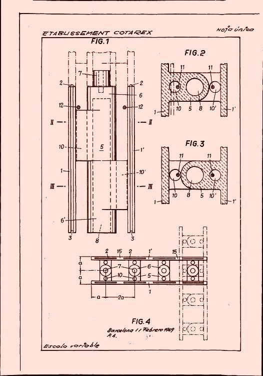 727 inventos patentes y modelos industriales publicados - Material de encofrado ...