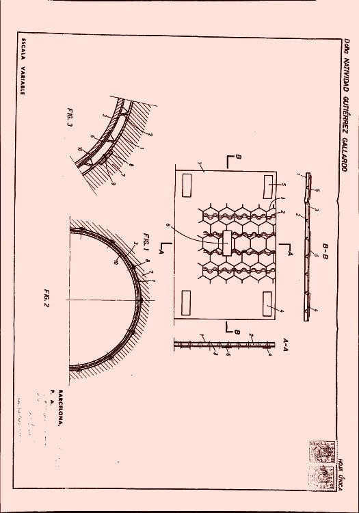 LAMINA FLEXIBLE PARA REVESTIMIENTOS IMPERMEABILIZANTES EN CONSTRUCCIONES.