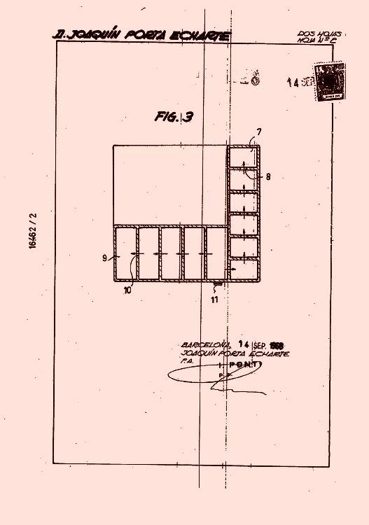 MUEBLES HINCHABLES. (1 de Abril de 1971) : Patentados.com