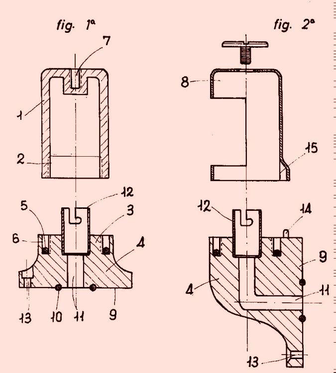 SALUDES SIMON,ARQUIMEDES. 53 patentes, modelos y/o diseños.