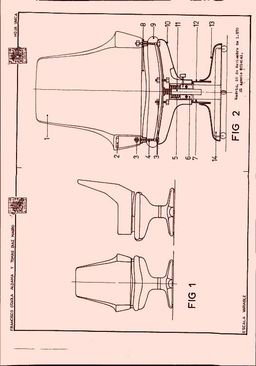 Sillon Anatomico 16 De Julio De 1971