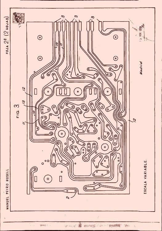 Peiro rosell manuel 11 patentes modelos y o dise os - Modulos para televisores ...