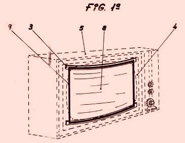 UNA PANTALLA COMPLEMENTARIA CON FINES DE CORRECCION PARA TELEVISORES.