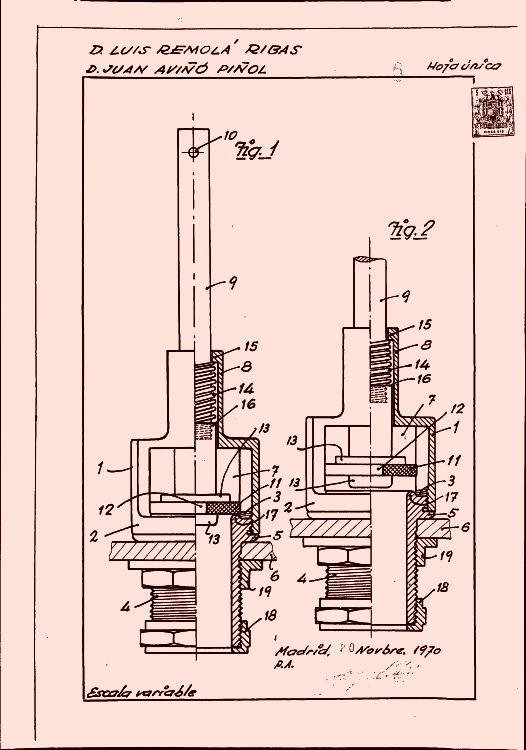 Valvula de descarga para inodoros 2 for Funcionamiento de inodoro
