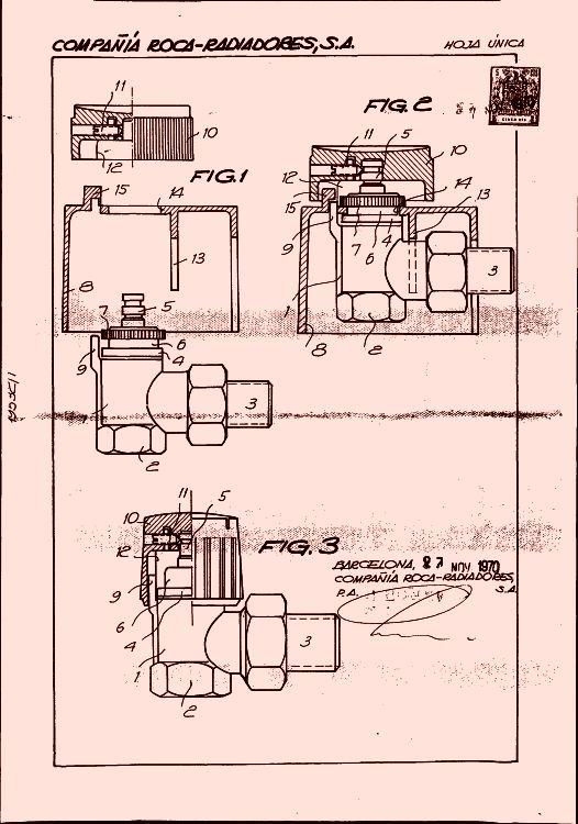 Valvula para radiadores de calefaccion 1 - Radiadores de calefaccion ...