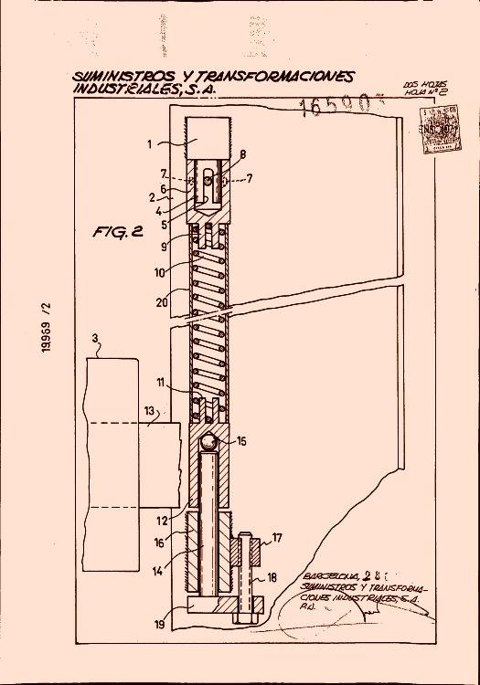 Bisagra ajustable para puertas metalicas y similares - Bisagras puertas metalicas ...