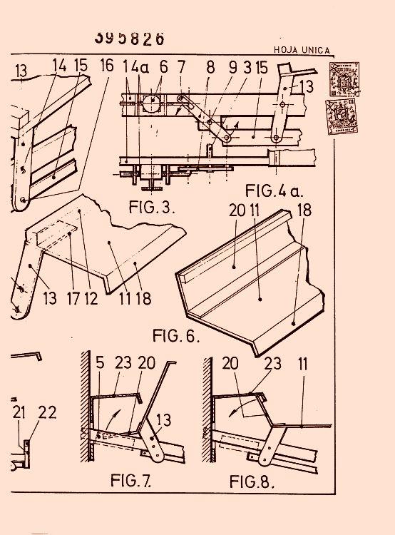 Mejoras en los mecanismos para el funcionamiento de toldos - Mecanismo para toldos ...