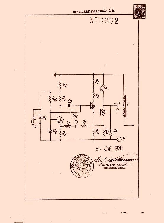 Circuito Oscilador : Mejoras en un circuito de oscilador patentados