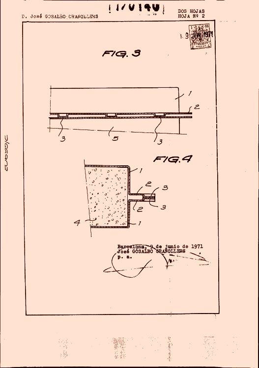 Gosalbo granollers jose 20 patentes modelos y o dise os for Aislante termico para hornos