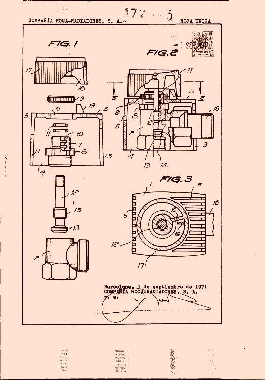 Valvula para radiadores de calefaccion - Radiadores de calefaccion ...