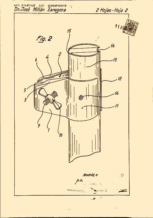 Dispositivo fijador de rodillos para pinturas en mangos for Fijador de pintura