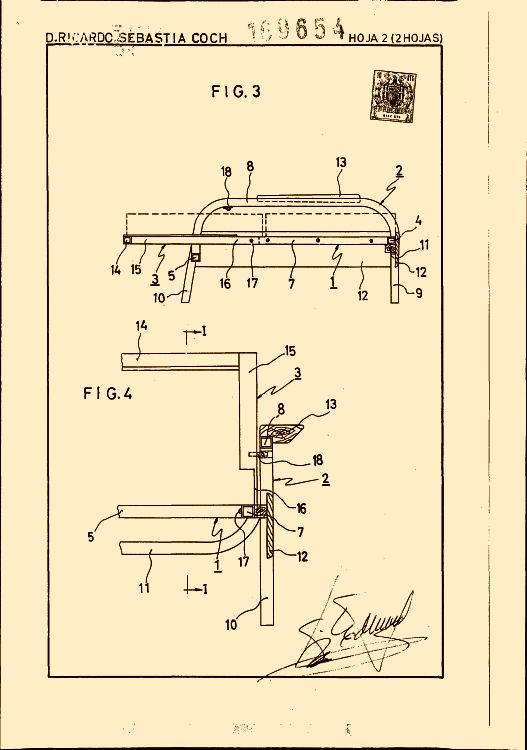 Estructura metalica para muebles transformables en cama for Muebles transformables