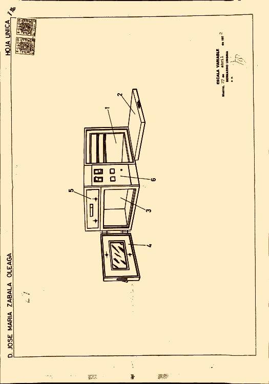 Mueble esterilizador y estufa de cultivo for Mueble para estufa
