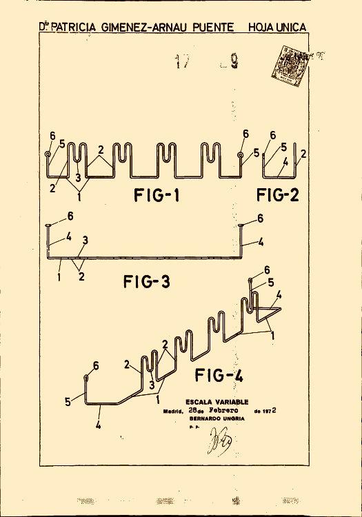 877 inventos patentes y modelos industriales publicados - Percha para zapatos ...