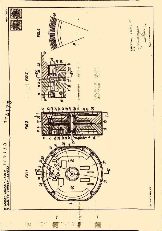 TRANSDUCTOR MECANO-ELECTRICO.