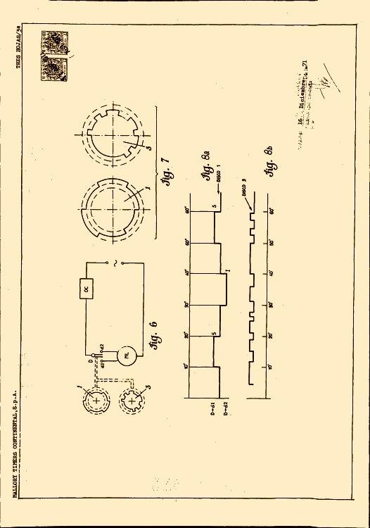 UN DISPOSITIVO PARA CONTROLAR EL MOTOR PRINCIPAL DE UN APARATO ELECTRODOMESTICO.