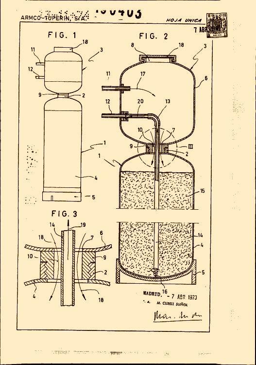 Aparato descalcificador de agua de uso domestico - Descalcificador de agua domestico ...