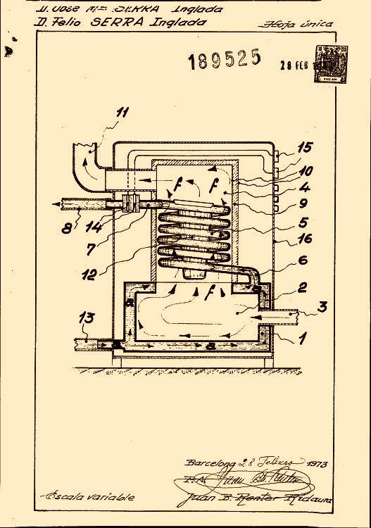Caldera de calefaccion 39 16 de octubre de 1974 - Caldera de calefaccion ...